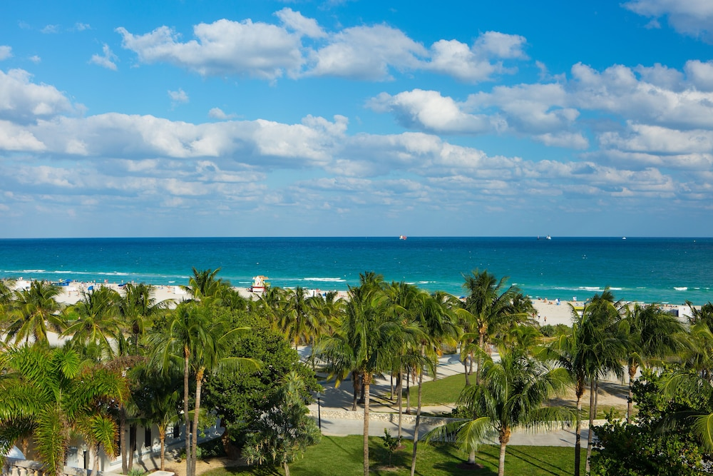 View from Property, Bentley Hotel South Beach