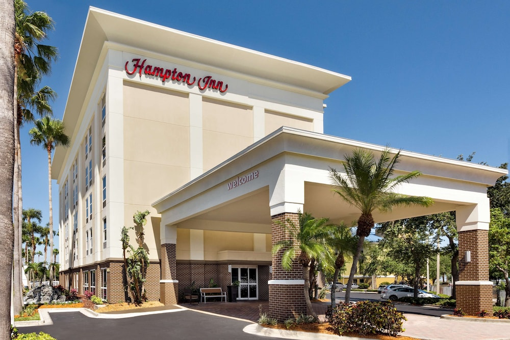 Exterior, Hampton Inn Tampa-Rocky Point