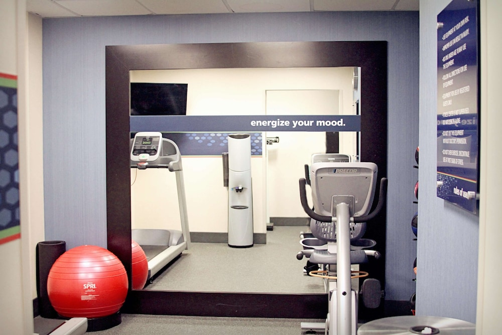 Fitness Facility, Hampton Inn Tampa-Rocky Point