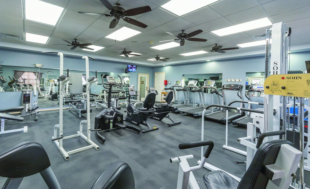 Fitness Facility, Club Wyndham Branson at The Meadows