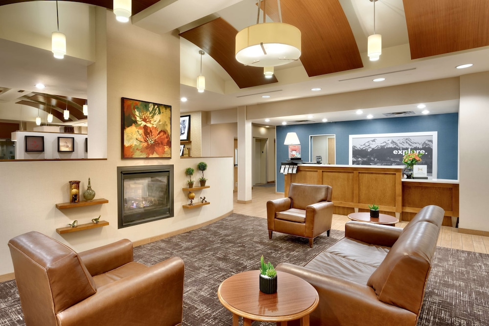 Reception, Hampton Inn & Suites Orem