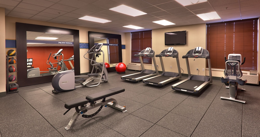 Gym, Hampton Inn & Suites Orem
