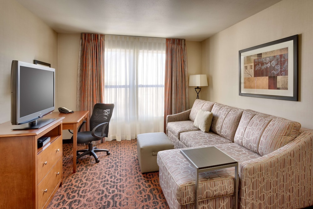 Living Area, Hampton Inn & Suites Orem
