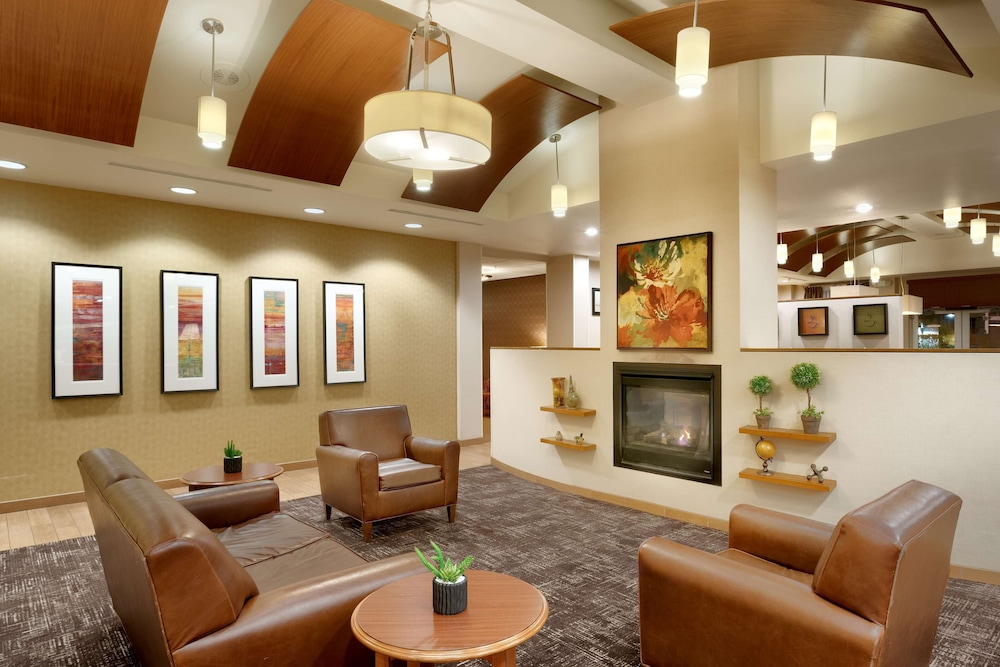 Lobby, Hampton Inn & Suites Orem