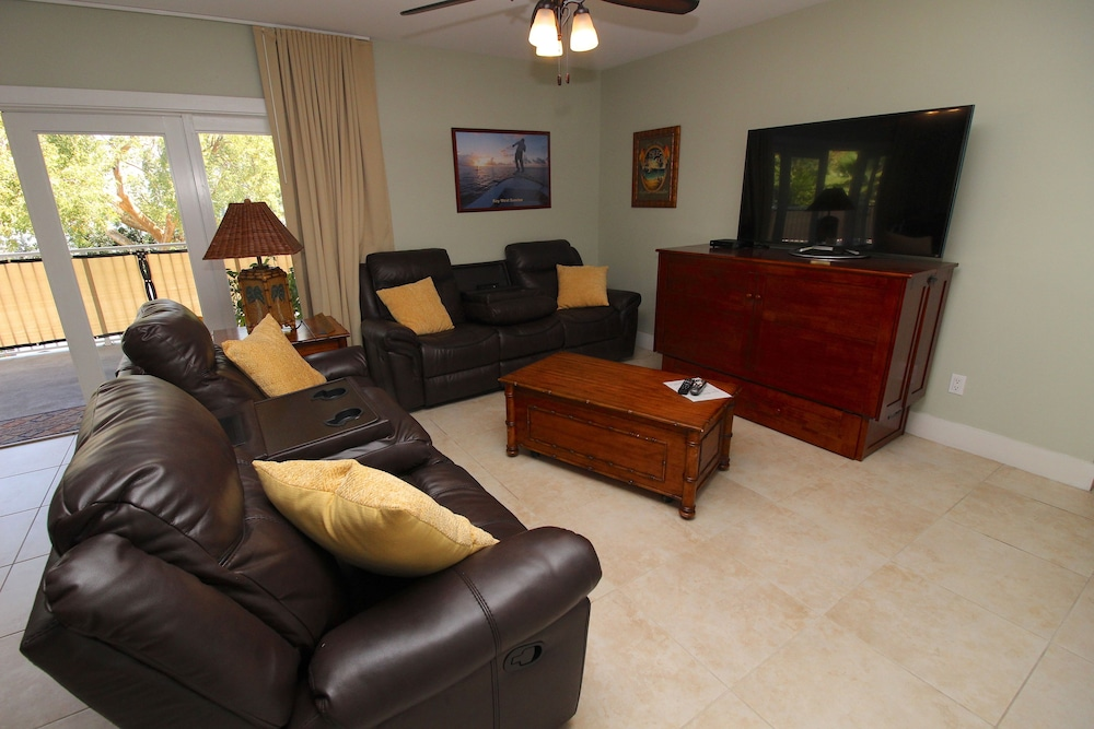 Living Area, Coconut Mallory Resort And Marina By Kees Vacations