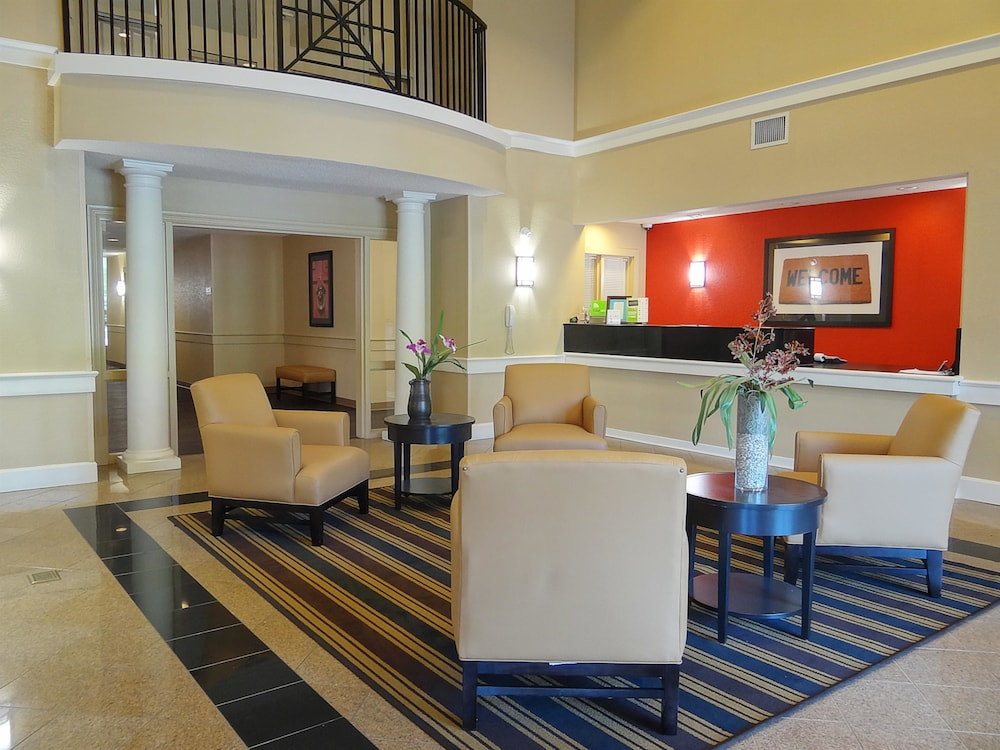 Reception, Extended Stay America- Kansas City - Overland Park - Metcalf