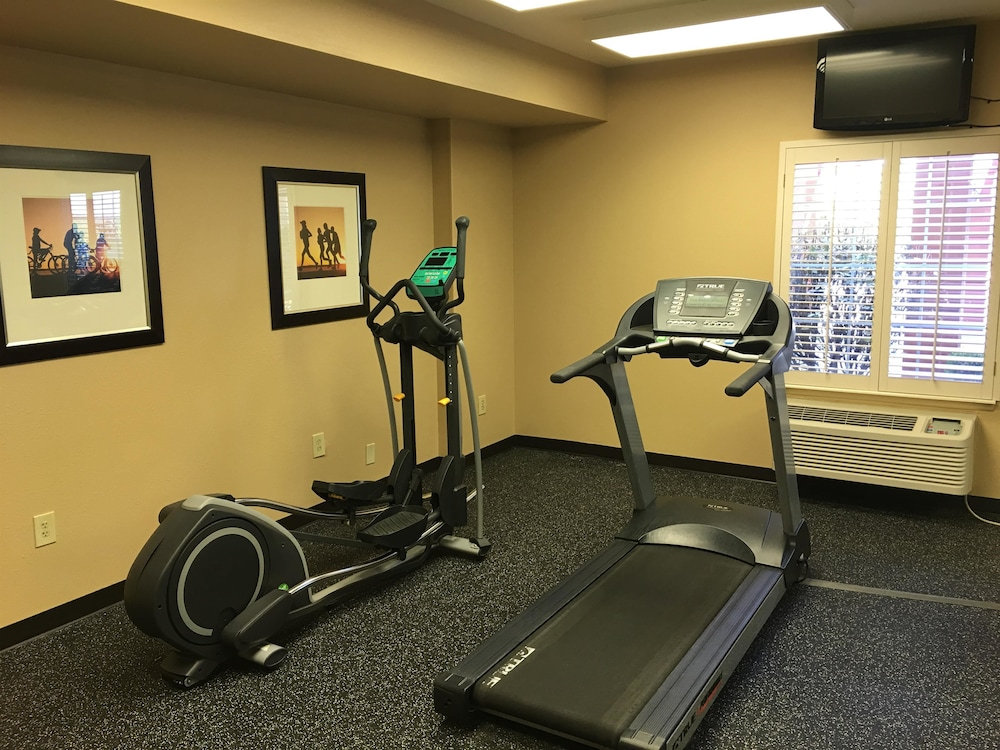 Fitness Facility, Extended Stay America- Kansas City - Overland Park - Metcalf