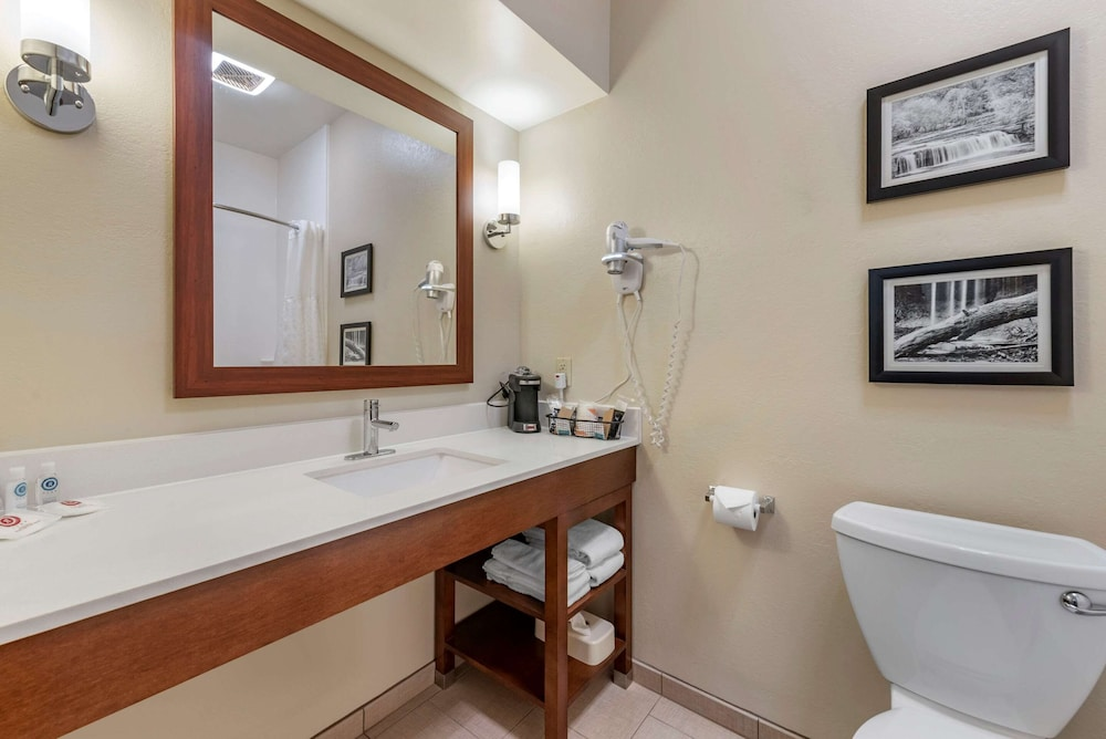 Bathroom, Comfort Inn