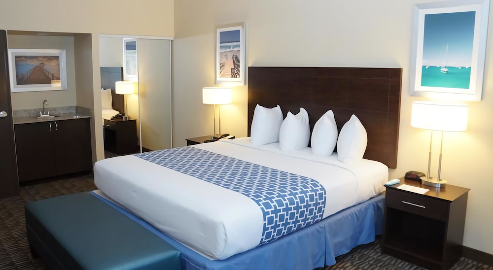 Room, Best Western Naples Plaza Hotel