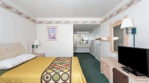 Cribs/infant beds, rollaway beds, free WiFi, bed sheets