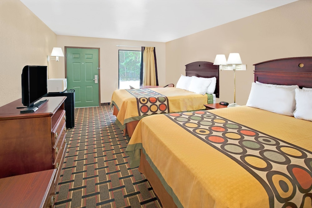 Room, Super 8 by Wyndham Acworth/Atlanta Area