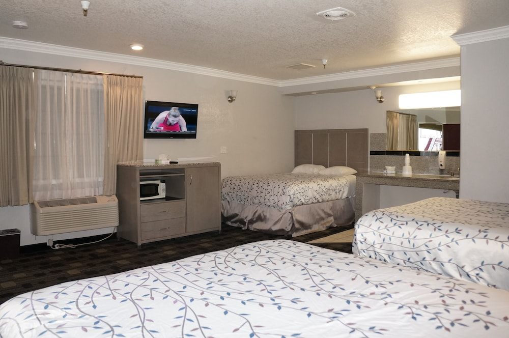 Room, Americas Best Value Inn Milpitas Silicon Valley