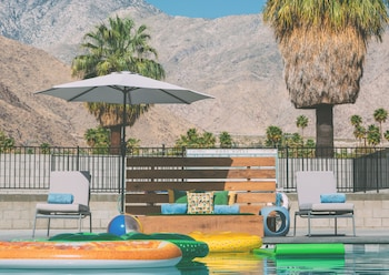 Infusion Beach Hotel Palm Springs