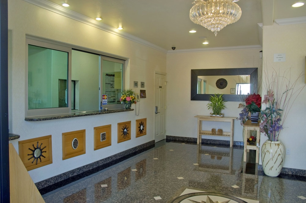 Lobby, Americas Best Value Inn & Suites El Monte Los Angeles