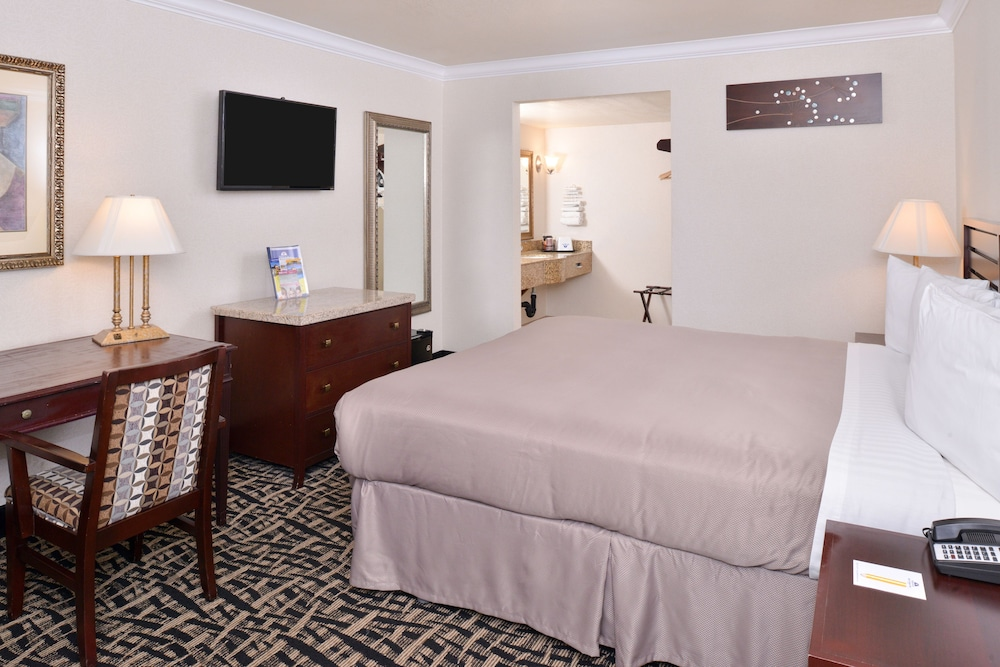 Room Amenity, Americas Best Value Inn & Suites El Monte Los Angeles