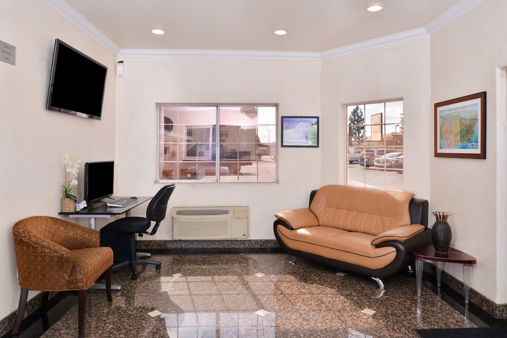 Lobby Sitting Area, Americas Best Value Inn & Suites El Monte Los Angeles