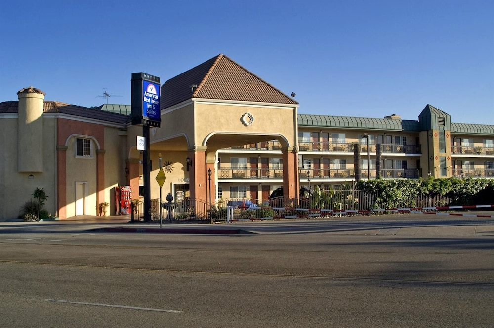 Exterior, Americas Best Value Inn & Suites El Monte Los Angeles