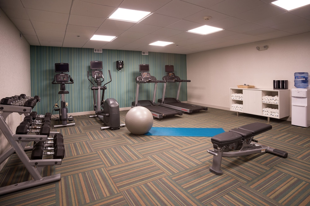 Fitness Facility, Holiday Inn Express Branford-New Haven