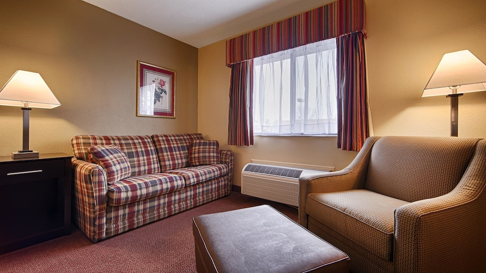 Room, Best Western Muncie