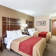 Quality Inn Parkersburg North-Vienna