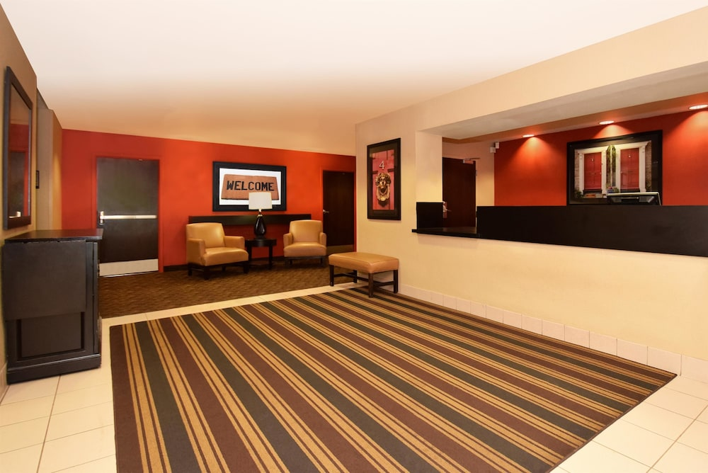 Lobby, Extended Stay America Chicago - Romeoville