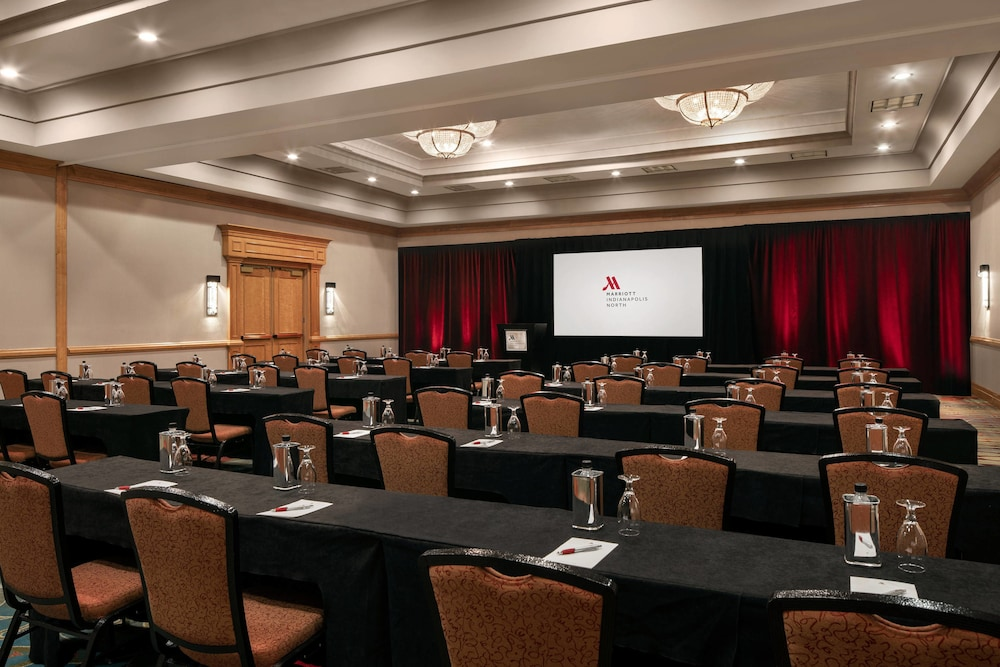 Meeting Facility, Marriott Indianapolis North