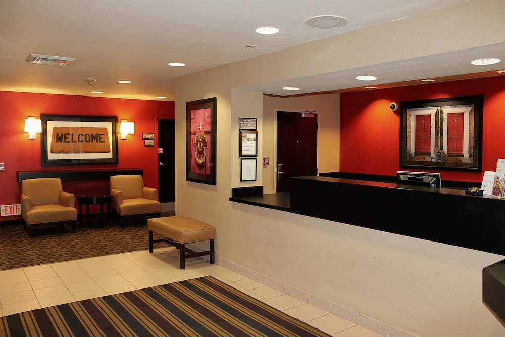 Lobby, Extended Stay America - Houston - Greenway Plaza