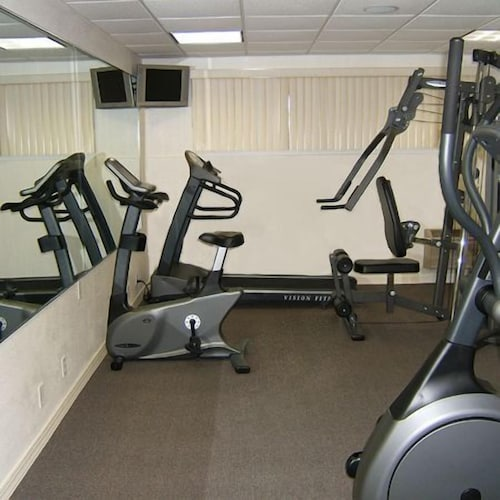 Fitness Facility, Castaways Resort and Suites
