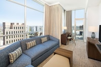 Executive Suite, Balcony, View
