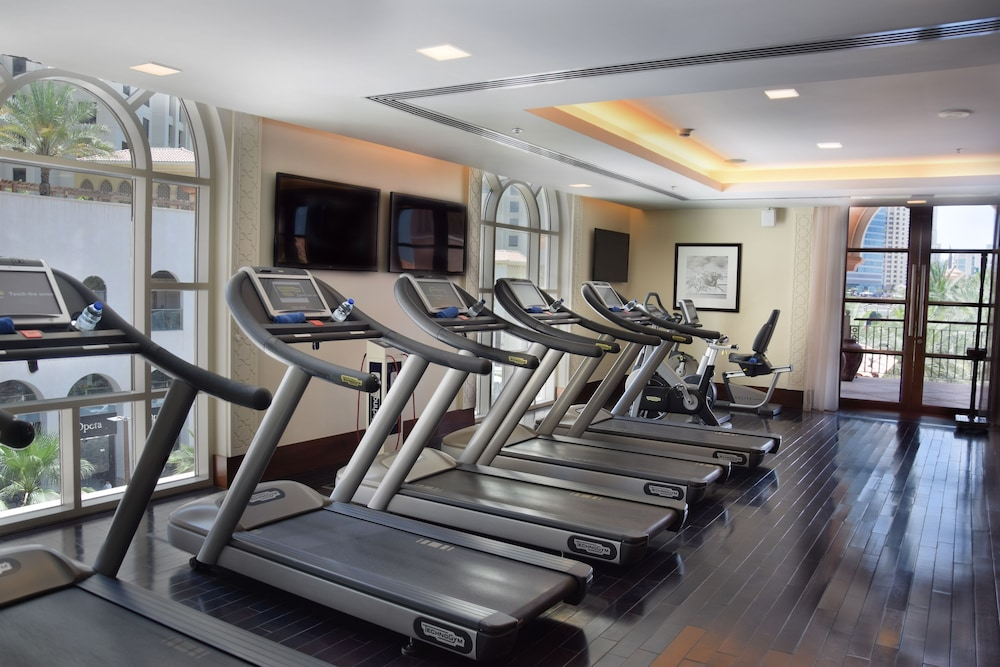 Fitness Facility, The Ritz-Carlton, Dubai