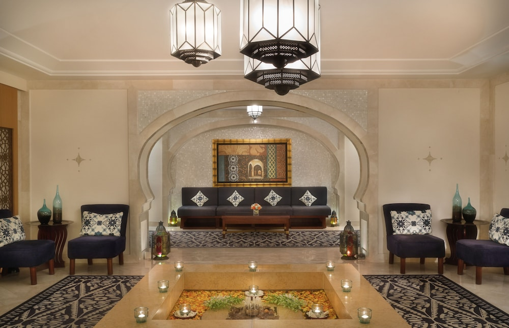 Spa Reception, The Ritz-Carlton, Dubai
