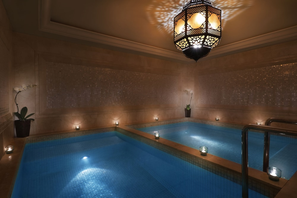 Indoor Spa Tub, The Ritz-Carlton, Dubai