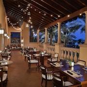 야외 레스토랑