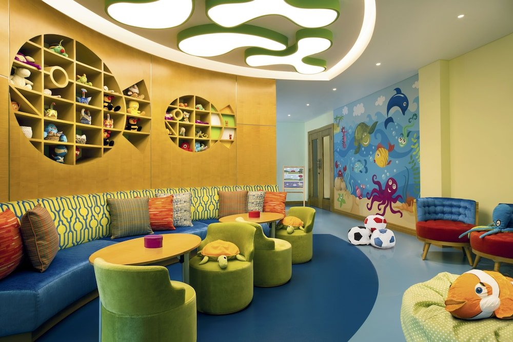 Children's Area, The Ritz-Carlton, Dubai