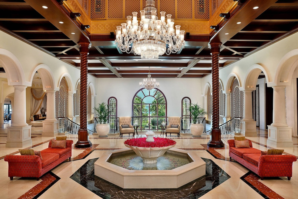 Lobby, The Ritz-Carlton, Dubai