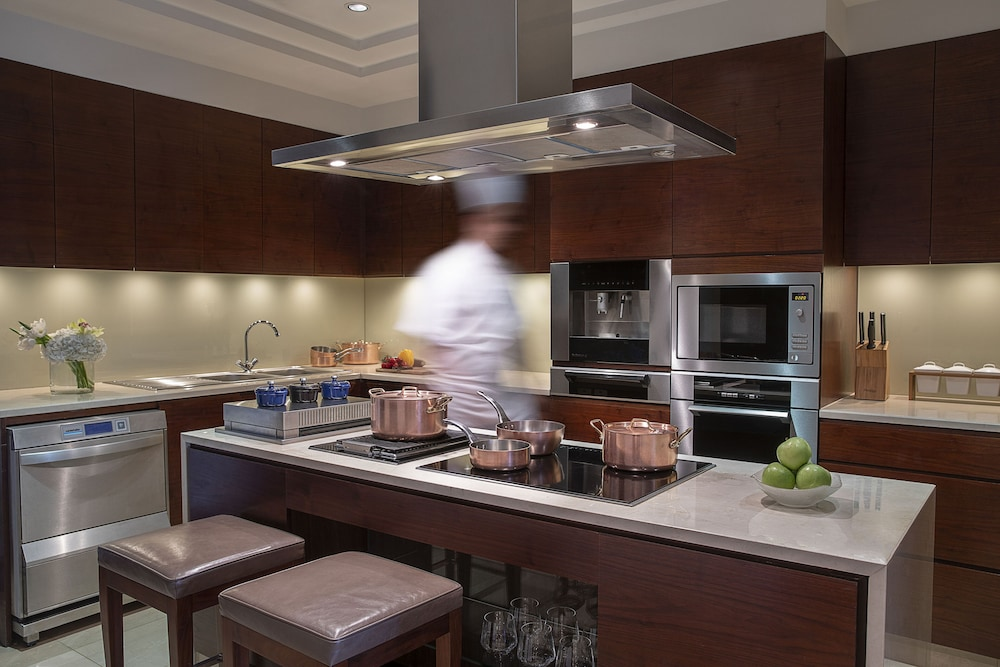 Private Kitchen, The Ritz-Carlton, Dubai