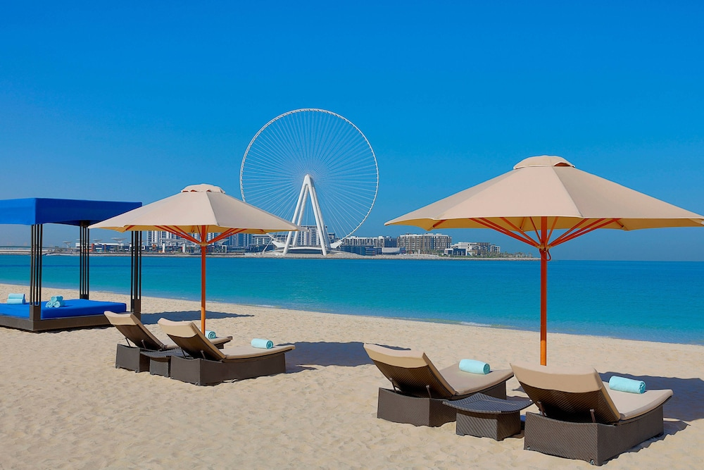 Beach, The Ritz-Carlton, Dubai