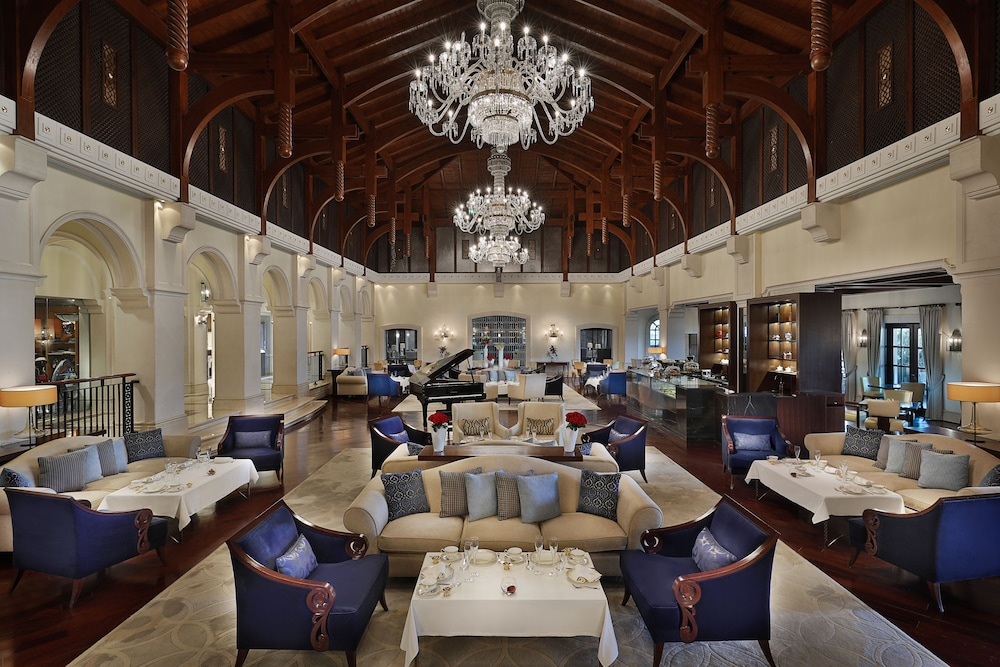 Lobby Lounge, The Ritz-Carlton, Dubai