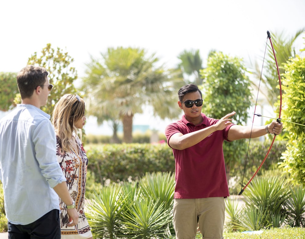 Archery, The Ritz-Carlton, Dubai