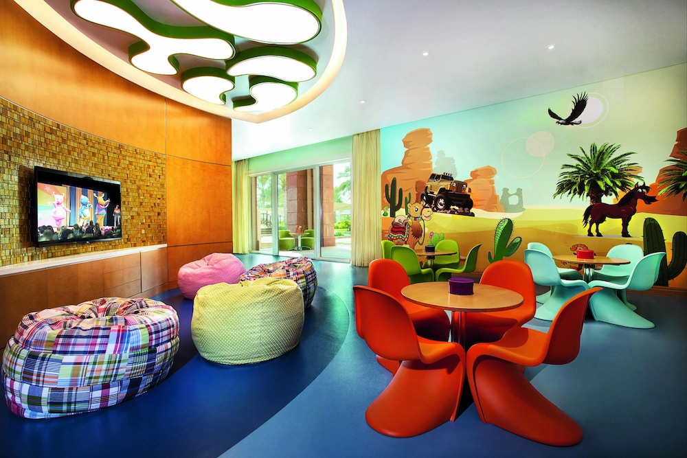 Children's Play Area - Indoor, The Ritz-Carlton, Dubai