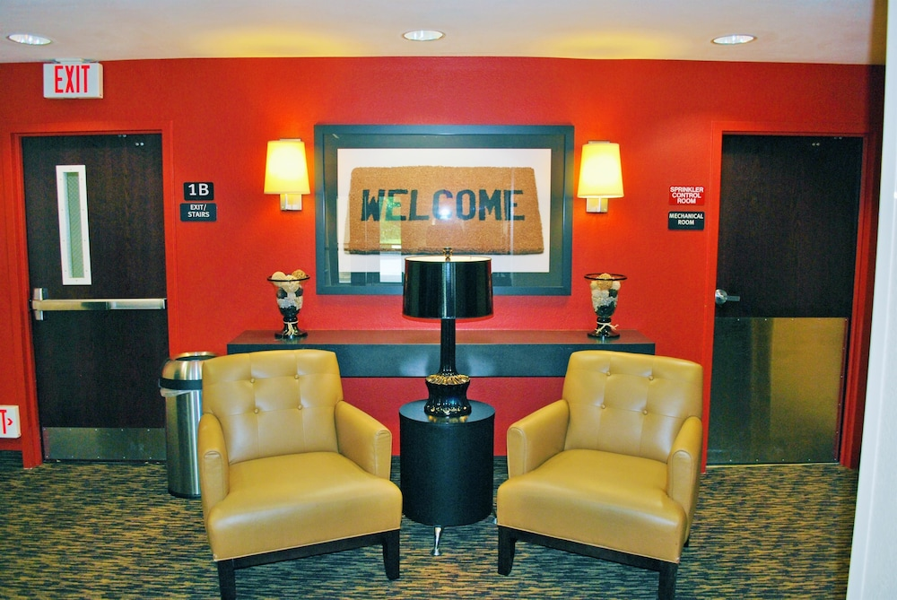 Lobby, Extended Stay America - St. Louis - O' Fallon, IL