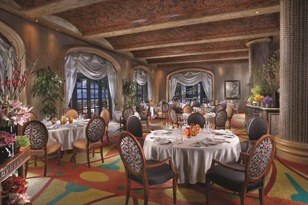Restaurant, Bellagio