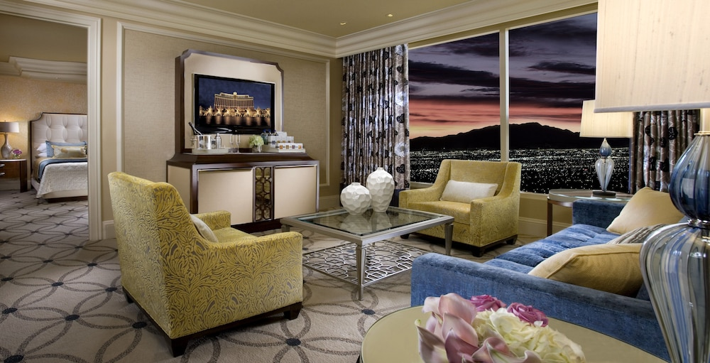 Living Area, Bellagio