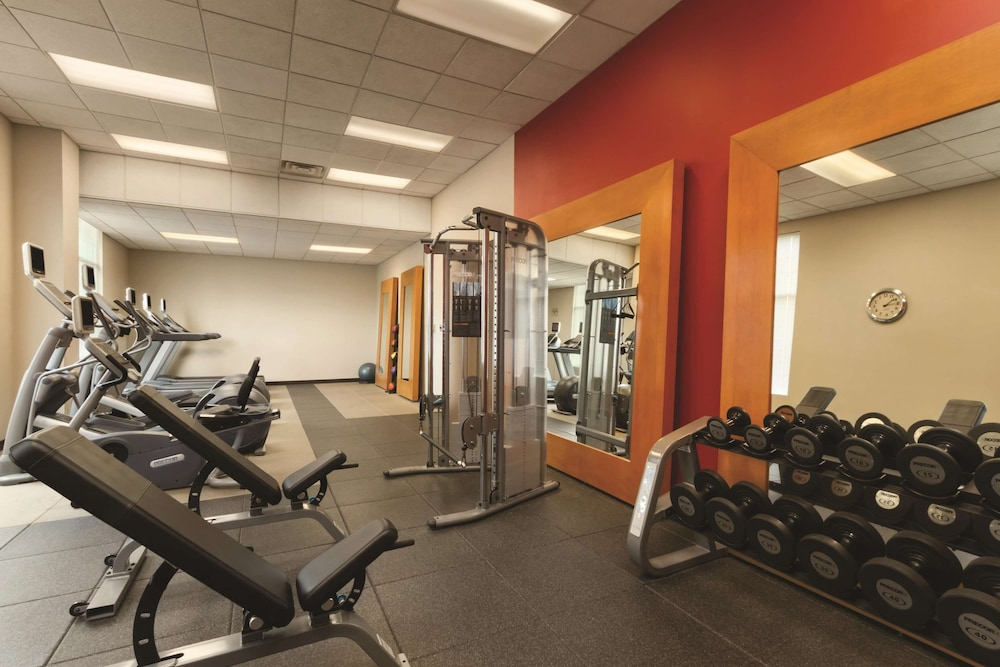 Fitness Facility, Embassy Suites Portland Airport