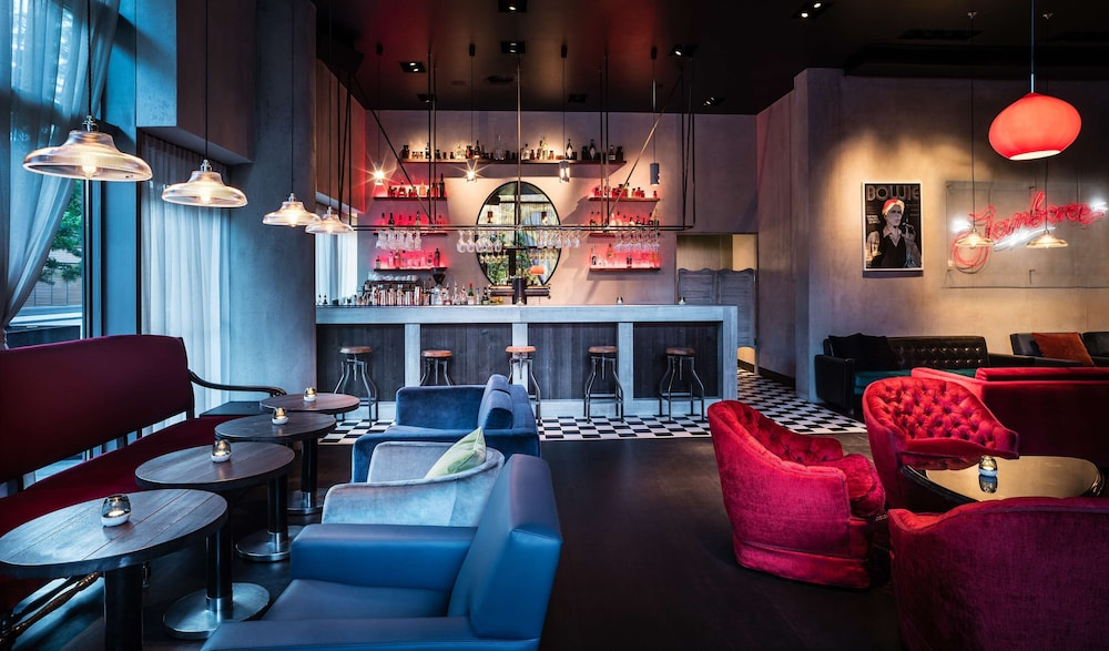 Bar, Grand Hyatt Berlin