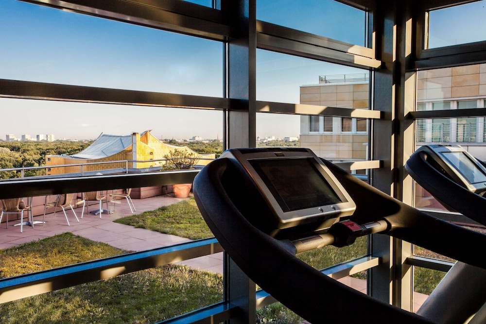 Fitness Facility, Grand Hyatt Berlin