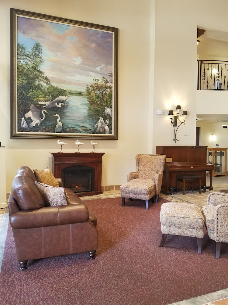 Lobby Sitting Area, Best Western Gateway Grand