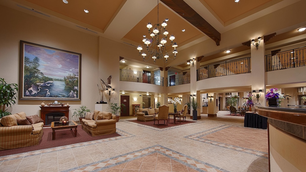 Lobby, Best Western Gateway Grand