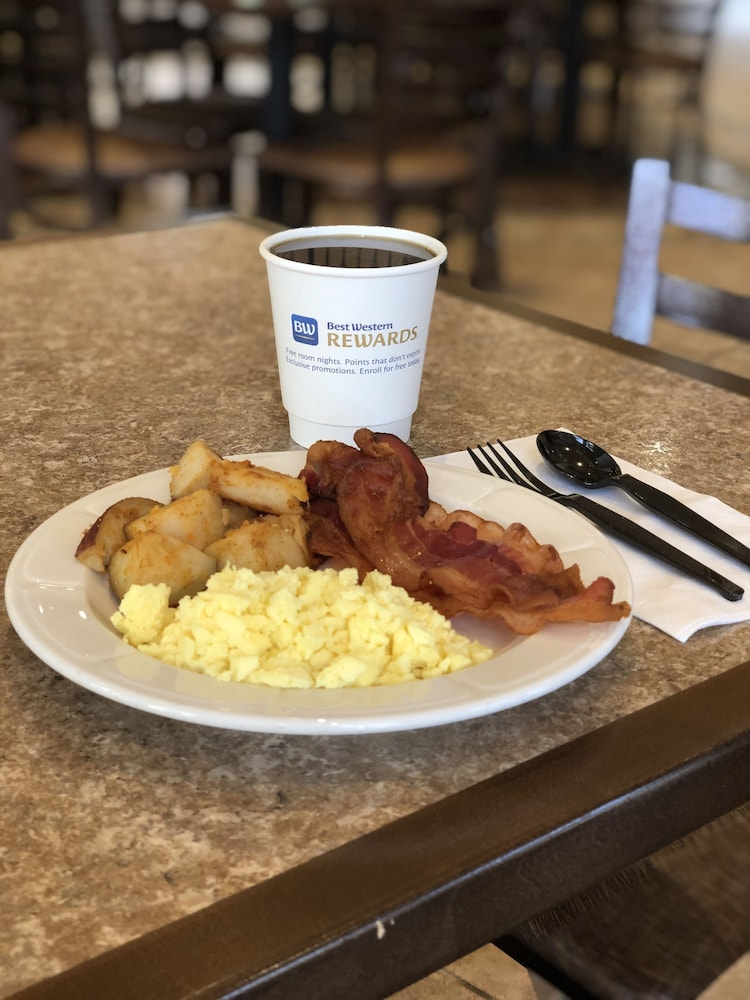 Breakfast Meal, Best Western Gateway Grand