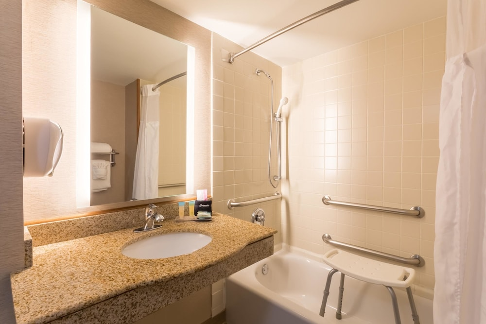 Bathroom, Wingate by Wyndham Convention Ctr Closest Universal Orlando